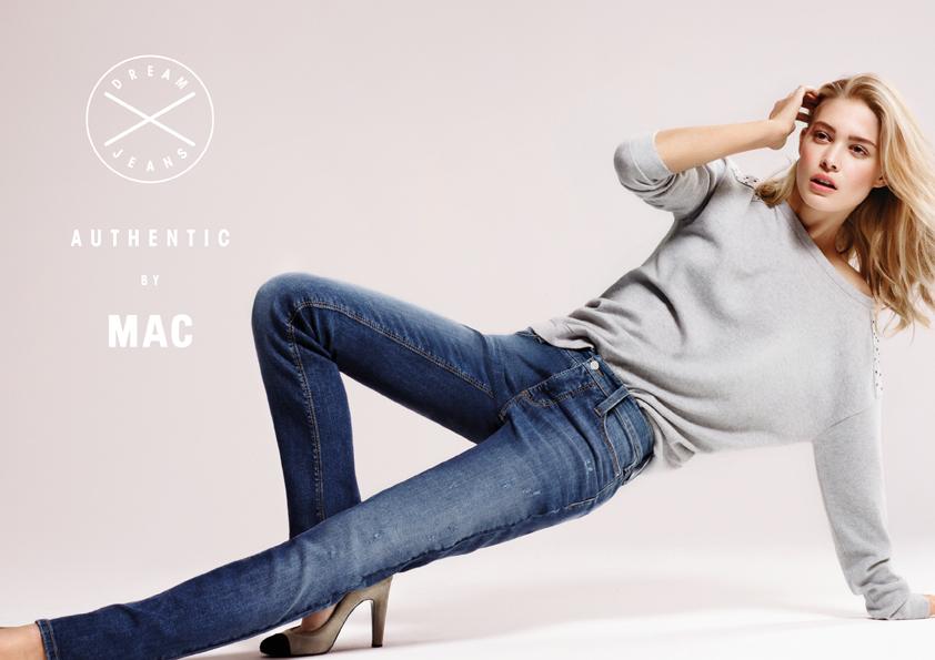 mac jeans dream 2014 ss. Black Bedroom Furniture Sets. Home Design Ideas