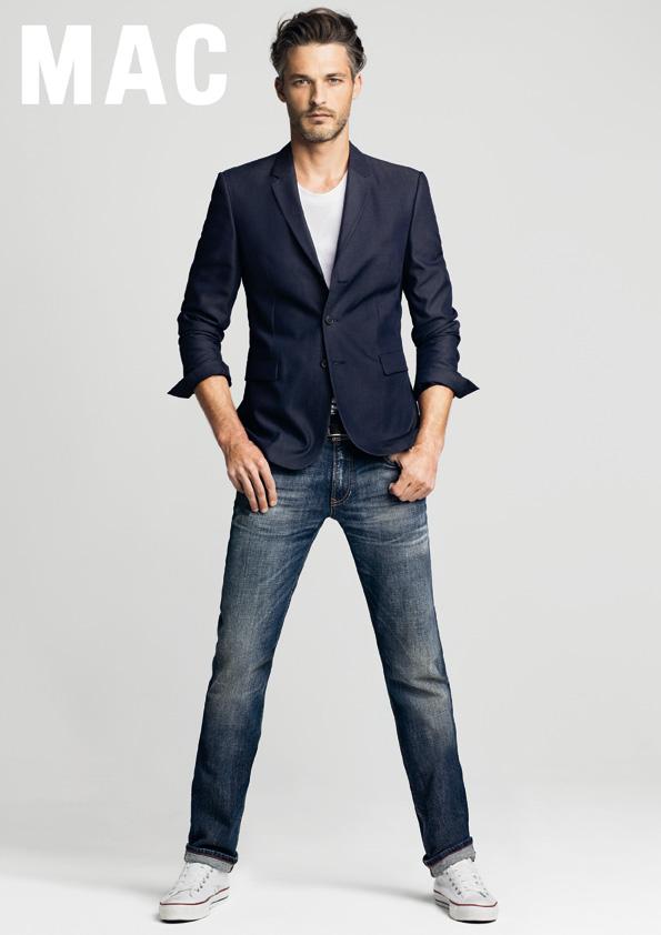 innovationen von mac die neuen herrenjeans sind da mode styles jeans meile. Black Bedroom Furniture Sets. Home Design Ideas