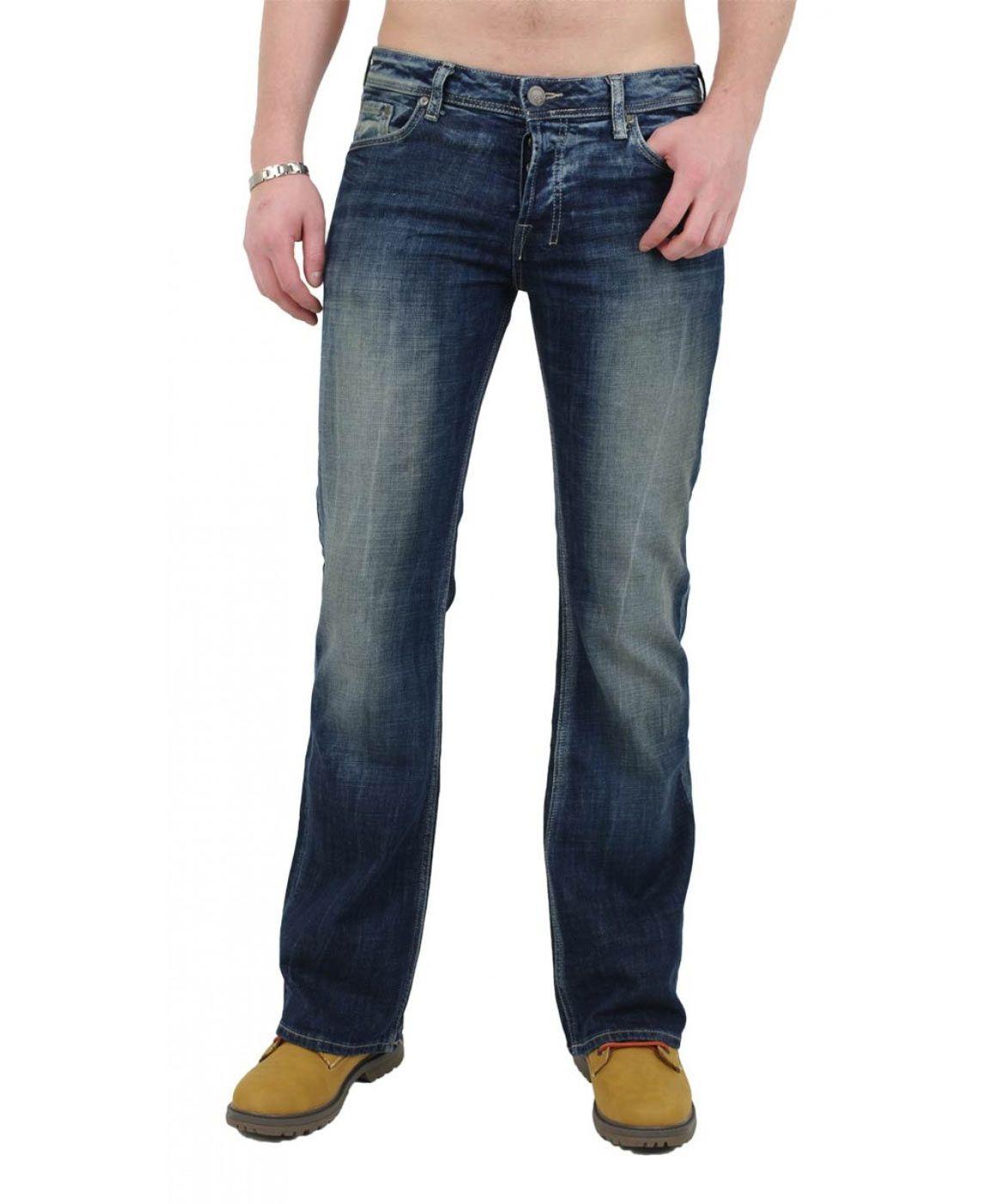LTB Tinman Jeans Dark Blue Used