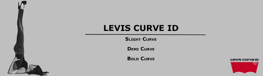 Levis Curve ID online kaufen
