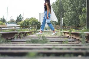 Cropped Pants – 7/8 Jeans für den Sommer