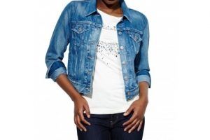 Die Jeansjacke als Herbstjacke