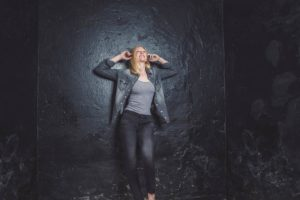 Ein zeitloser Klassiker: Schwarze Jeans