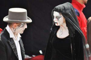 Schaurig-schöne Halloween-Looks