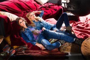 Das blaue Wunder: Jeansjacken