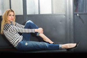 Abgeschnittene Jeans – Trend