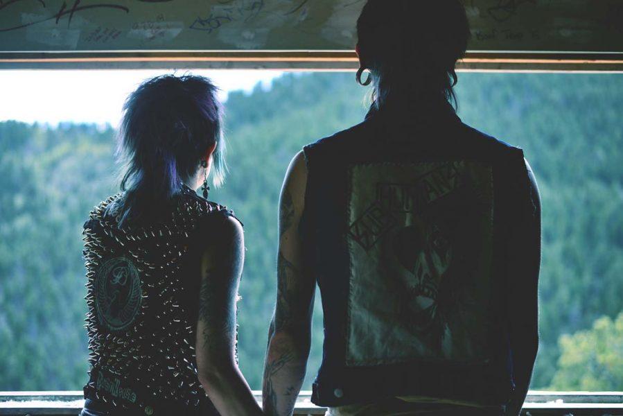 grunge-look-punk
