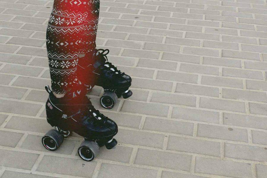 winterleggings-leggings-rollschuhe