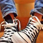 Stylings rund um Sneaker