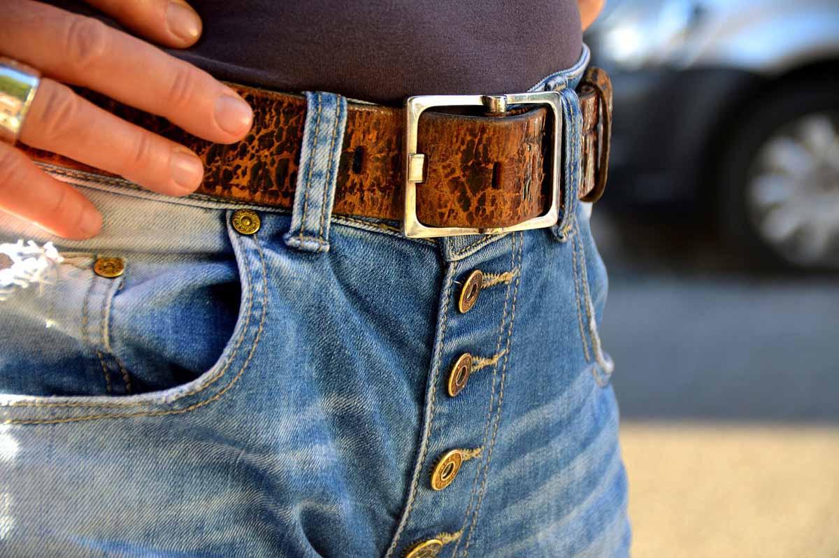 Hose Männerhose Jeanshose