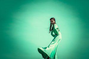 """Pantone Trendfarbe """"Greenery"""" - Trendfarbe 2017"""