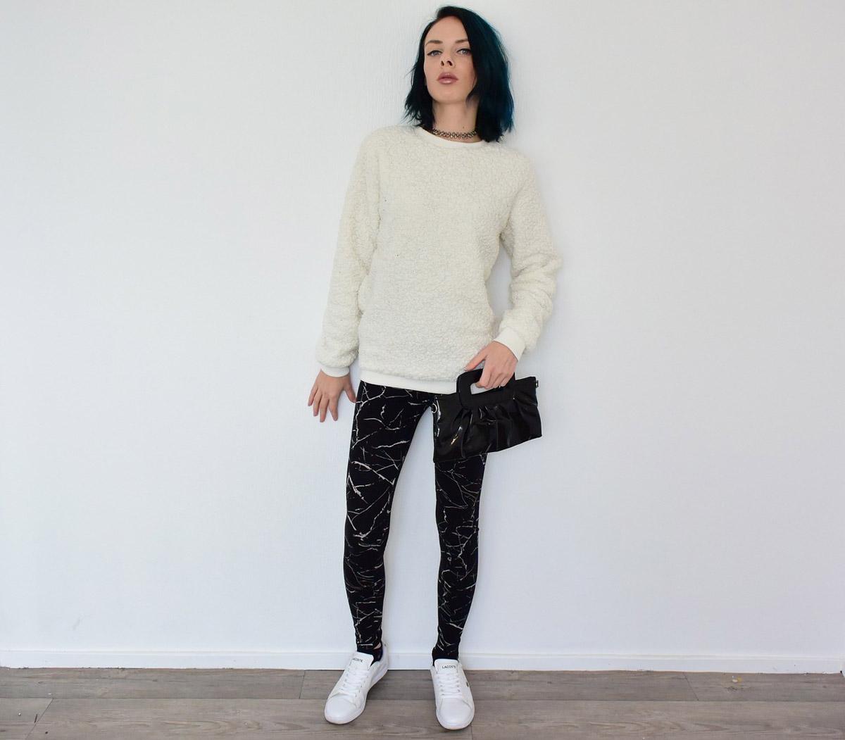 Leggings Pullover Style