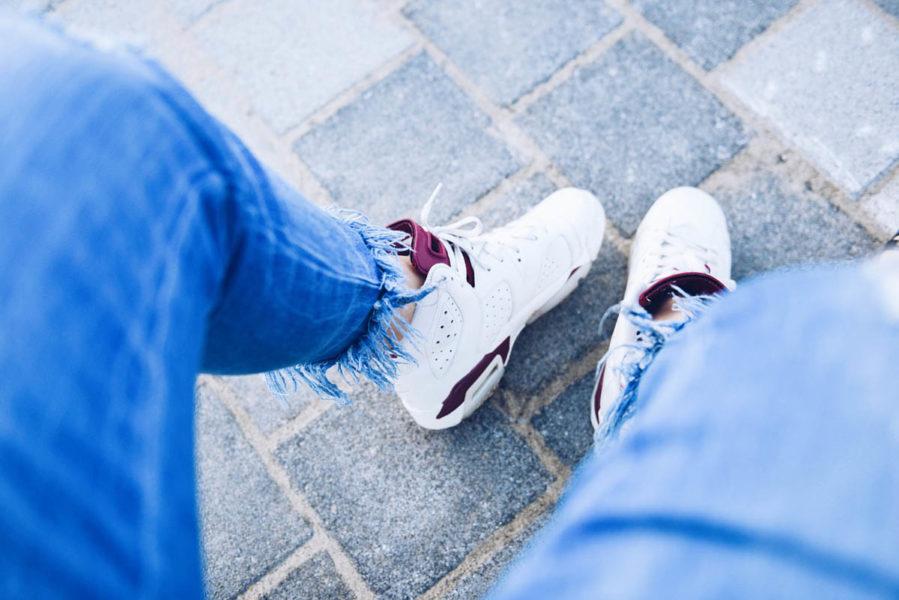 78 Jeans Fransen