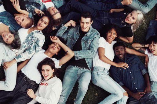 Levis Jeans-Modelle