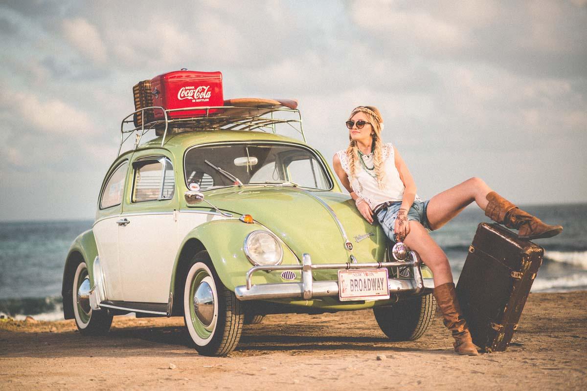 Auto Hippie Shorts