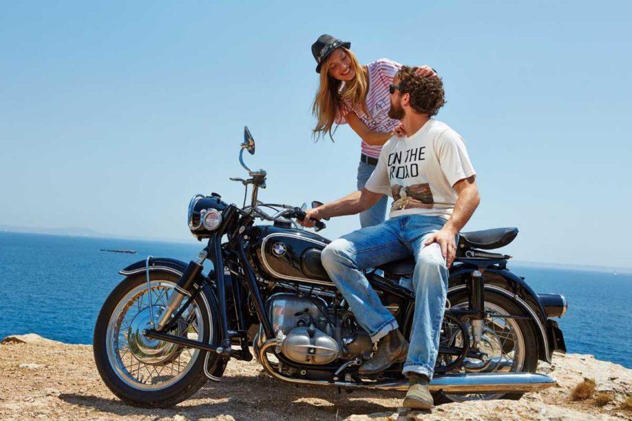 Motorrad Jeanshose Modetrends