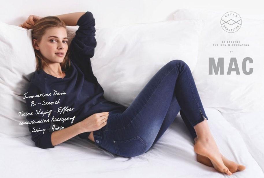 MAC Jeanshose Pullover