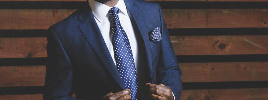 Business Anzug Herrenhemd