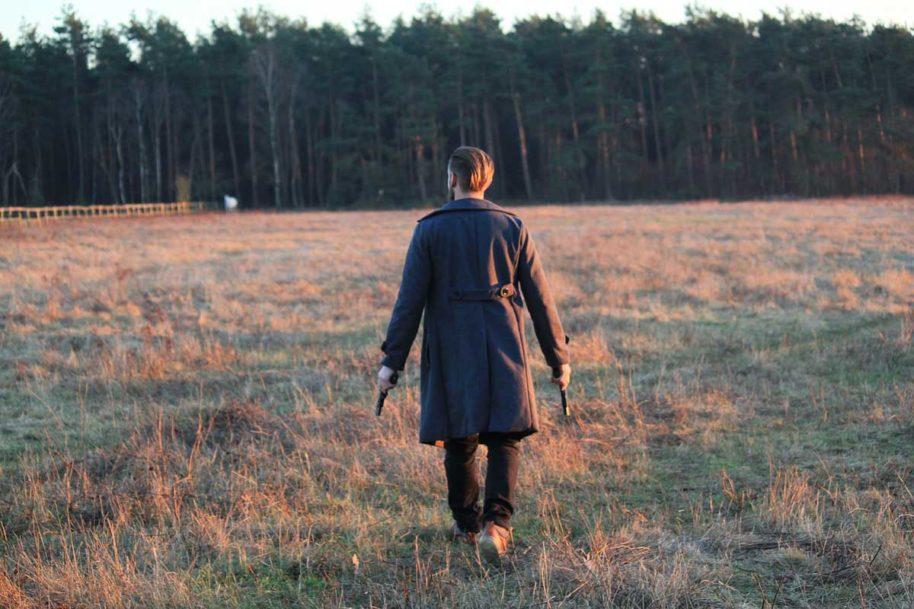 Herrenmantel Mantel Männer
