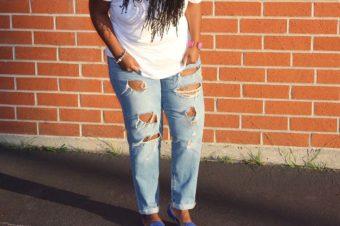 Welche Jeans passt zu Curvy Girls?