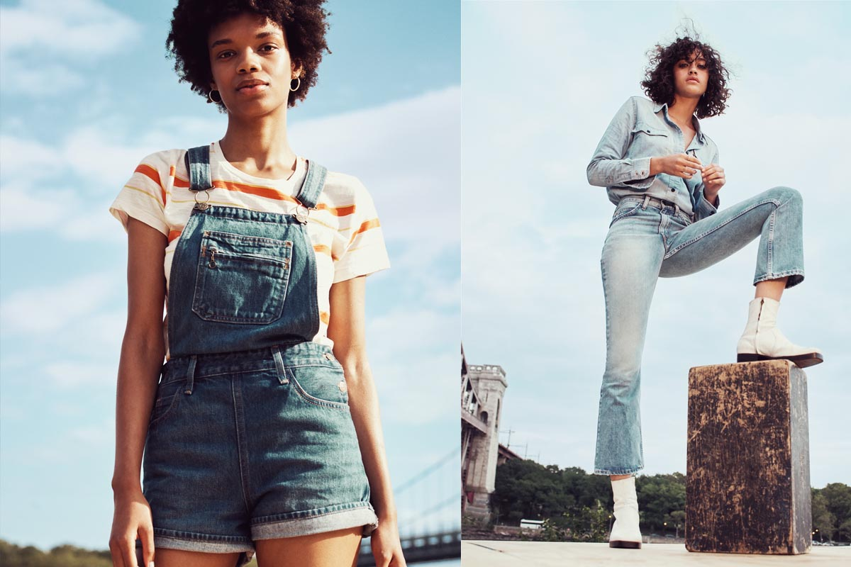 e4d168ee4275 Denim im Sommer tragen - Jeans-Meile.de